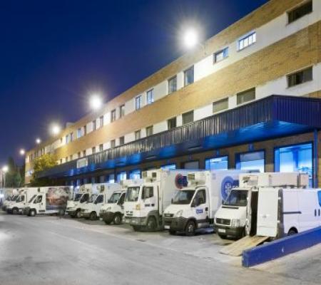 En FRIMERCAT gestionamos el transporte capilar, grupaje y camiones completos